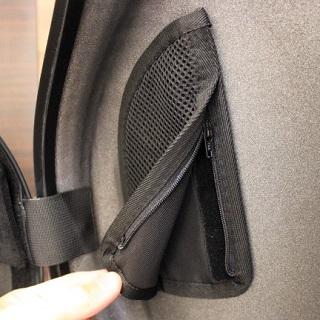 カーボンマックの新作は弓ホルダーがジップ式で安全面に配慮