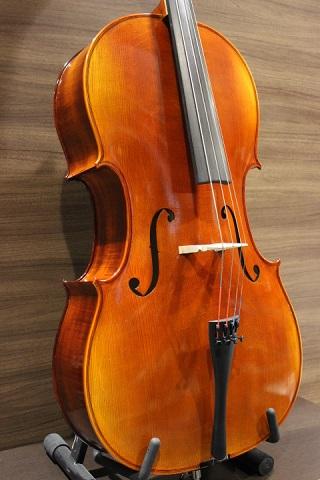 Anton Prell Cello 2017年製 島村楽器みなとみらい店