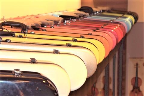 サイレントシリーズとイーストマンケースとの組み合わせも出来ます!島村楽器みなとみらい店