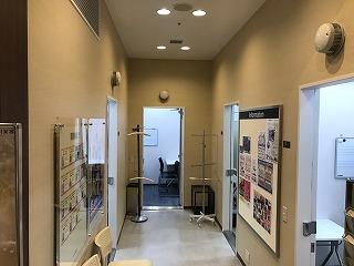 島村楽器イオンモール名古屋茶屋店試奏室