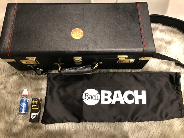Bach New 50th Anniversary