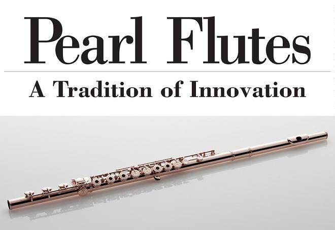 Pearl Flute(パールフルート)吹き比べセミナー&トークショー
