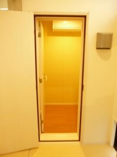 遮音工事防音ドア取り付け