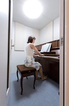 パインウエスト夙川 ピアノ