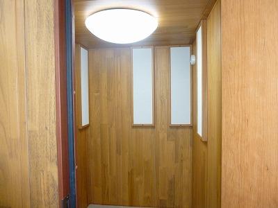 AWB3015HR 室内の様子