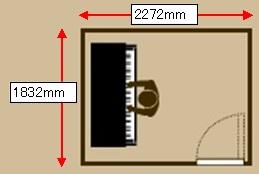 2.4畳 イメージ