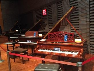ピアノフェスタ2015会場風景