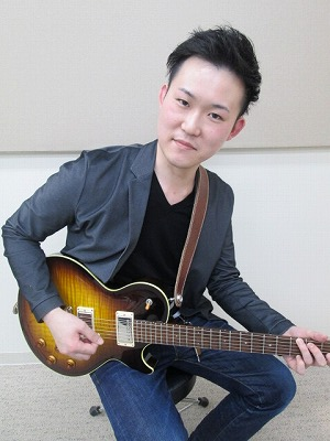 ギター科_斎藤