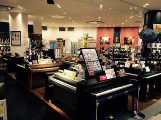 島村楽器セブンパークアリオ柏 電子ピアノ
