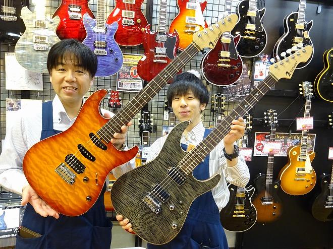T's Guitars DST22/Q/R&DSTDX24/MAHO