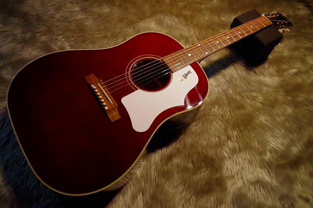 1960s J-45 WINE RED Gibson (Ac...