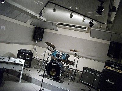 南船橋店スタジオ風景