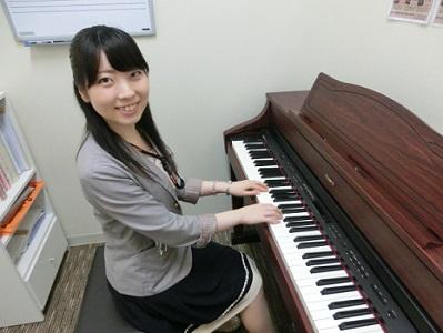 島村楽器 南船橋 ピアノ インストラクター 野坂彩恵