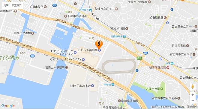 滝千春ヴァイオリン・リサイタル 島村楽器ビビット南船橋店