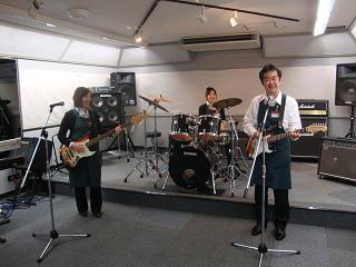 バンドの練習にも最適!