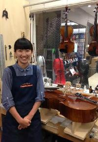 弦楽器リペアマン 高田明