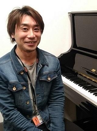 ジャズピアノ科 小森谷 和歩