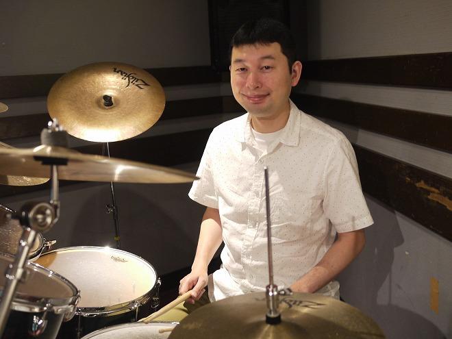 島村楽器松本店ドラムスクール講師
