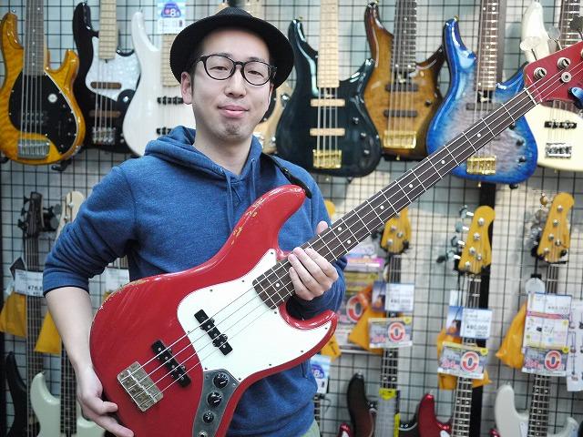 島村楽器松本店ベーススクール講師