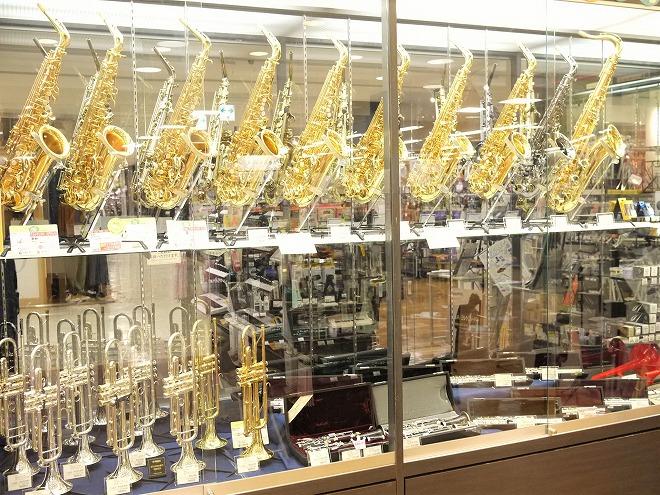 島村楽器松本店管楽器