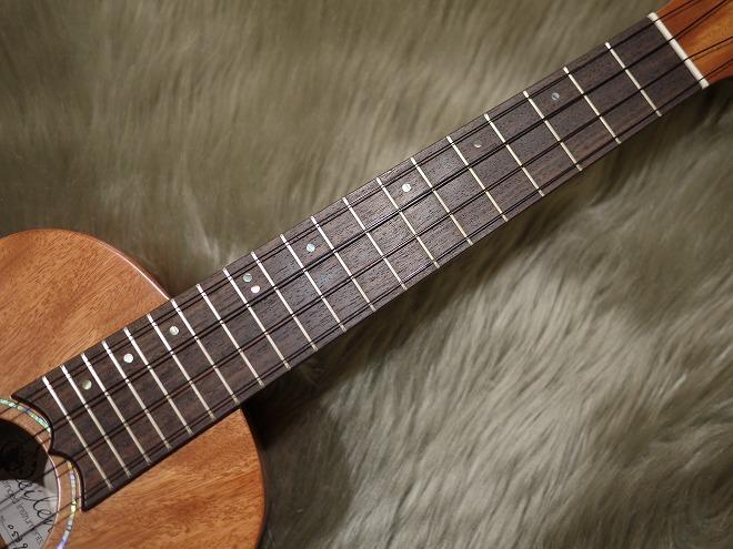 Seilen SLC-500 タマナ コンサート セイレン ウクレレ 指板