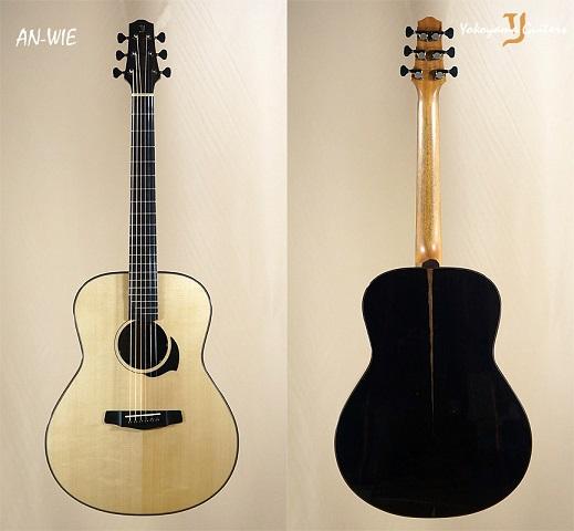 Yokoyama Guitars AN-WIE