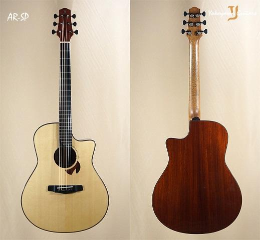 Yokoyama Guitars AR-SP