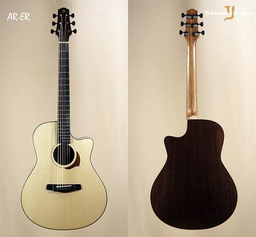 Yokoyama Guitars AR-ER