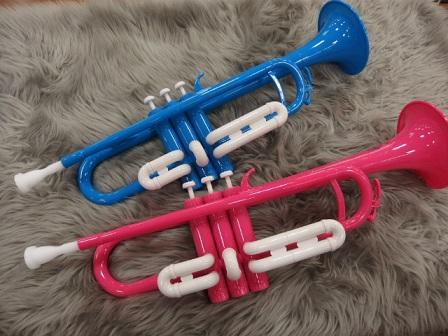 ブルーとピンク