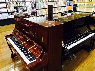島村楽器イオンモール岡崎店ピアノコーナー4
