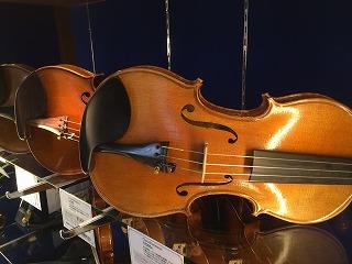 バイオリンコーナー島村楽器岡崎店2