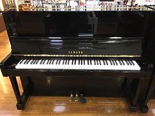 ヤマハ中古アップライトピアノU100島村楽器岡崎店