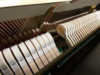 ヤマハ中古アップライトピアノU100ハンマー部島村楽器岡崎店