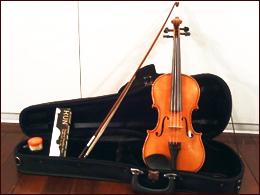 奈良 バイオリン イーストマン