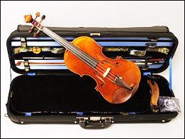 奈良 バイオリン アンリ・デリル