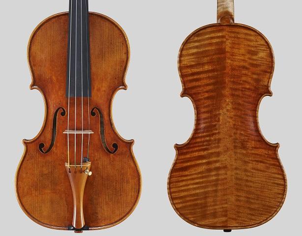 ヴァラザーニ Varrazari ガルネリ Guarneri 1742 ロード・ウィルトン
