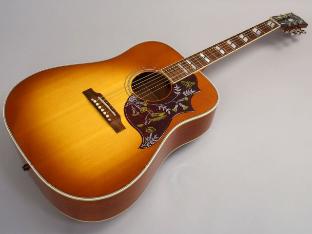 Gibson HUMMINGBIRDトップ画像