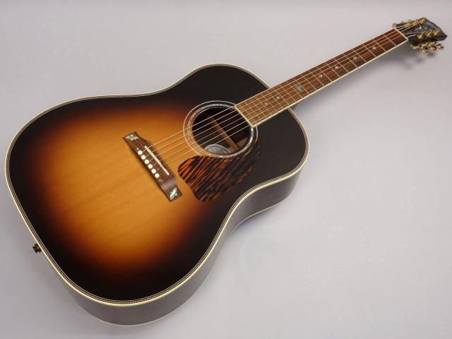 Gibson J-45 Custom Rosewood Sunburstトップ画像