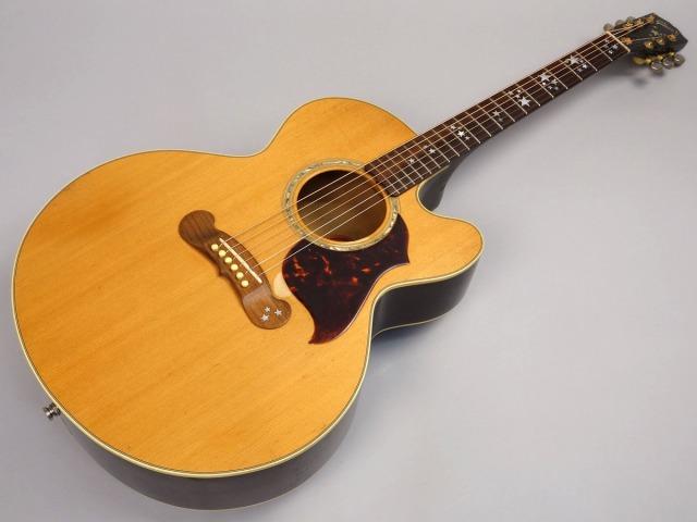 Gibson EC-20 Starburstトップ画像