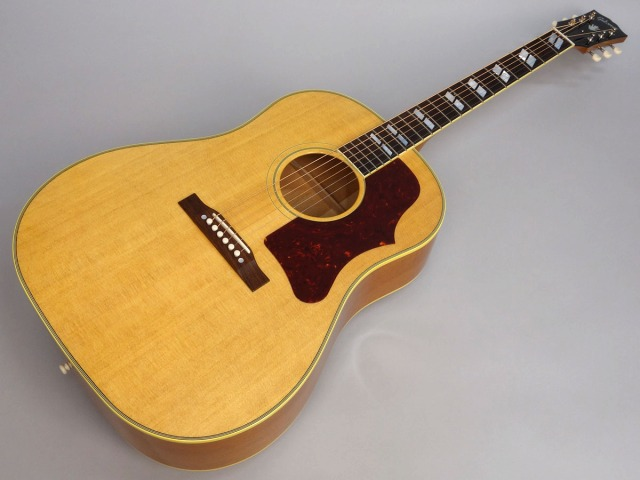 Gibson Southern Jumbo Naturalトップ画像