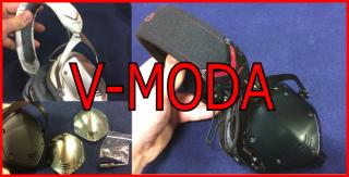 VEDMのマストアイテムV-MODAのヘッドホンレビュー!