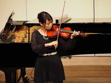 バイオリンソロ