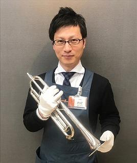 管楽器担当:内藤