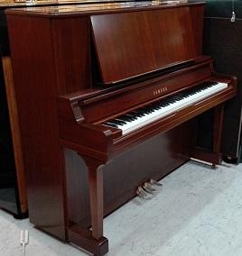 島村楽器 福岡イムズ店 展示ピアノYU50Wn