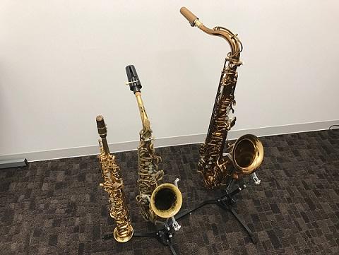 長野先生使用楽器