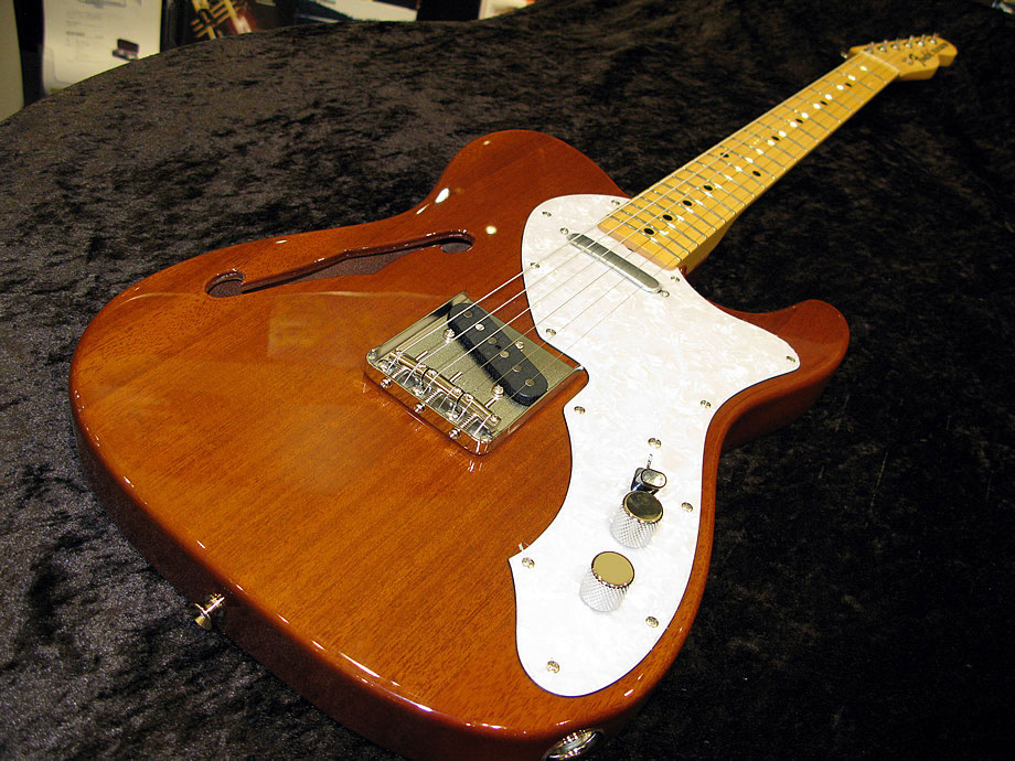 エレキギター】Fender Japan テレキャス3兄弟のご紹介!! イオンモール