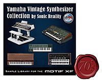 Yamaha Vintage Synthesizer Collection