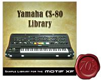 Yamaha CS-80 Library