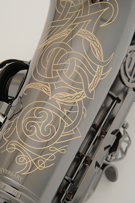 Celtic Knot Cannonball sax