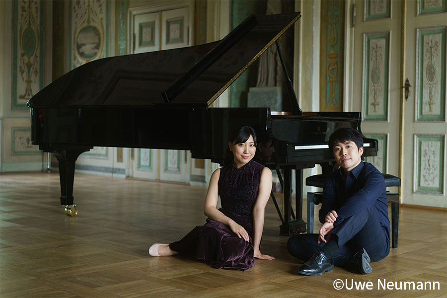 Ypsilon Piano Duo(北端祥人・守重結加)